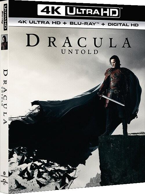 Image of   Dracula Untold - 4K Blu-Ray