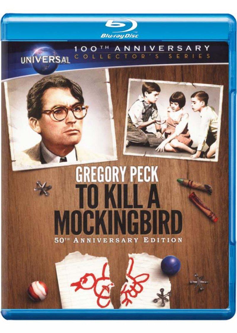 Image of   Dræb Ikke En Sangfugl / To Kill A Mockingbird - Blu-Ray