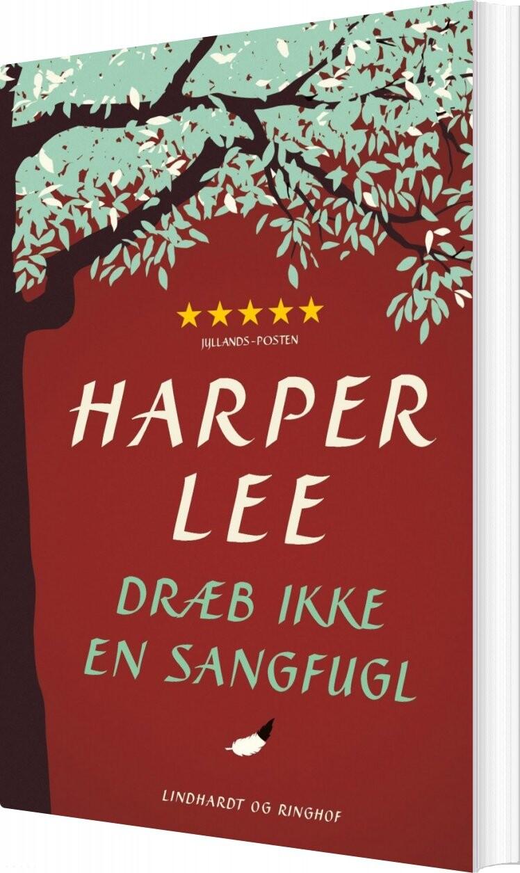 Image of   Dræb Ikke En Sangfugl - Harper Lee - Bog