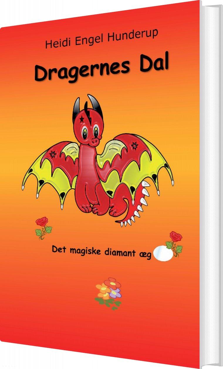 Image of   Dragernes Dal - Heidi Engel Hunderup - Bog