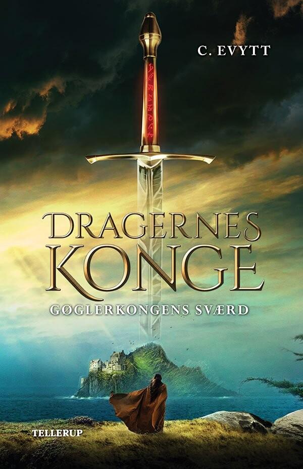 Image of   Dragernes Konge #2: Gøglerkongens Sværd - Carina Evytt - Bog