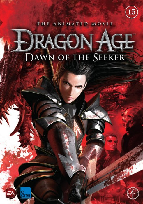 Billede af Dragon Age - Dawn Of The Seeker - DVD - Film