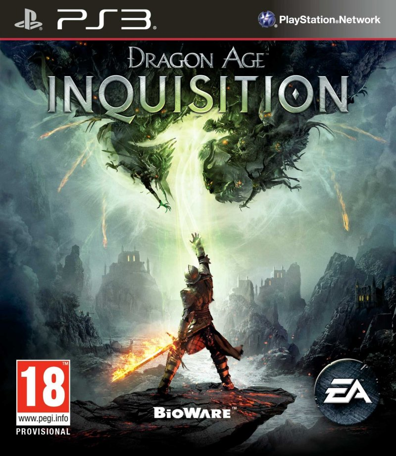 Dragon Age Iii (3): Inquisition (essentials) - PS3