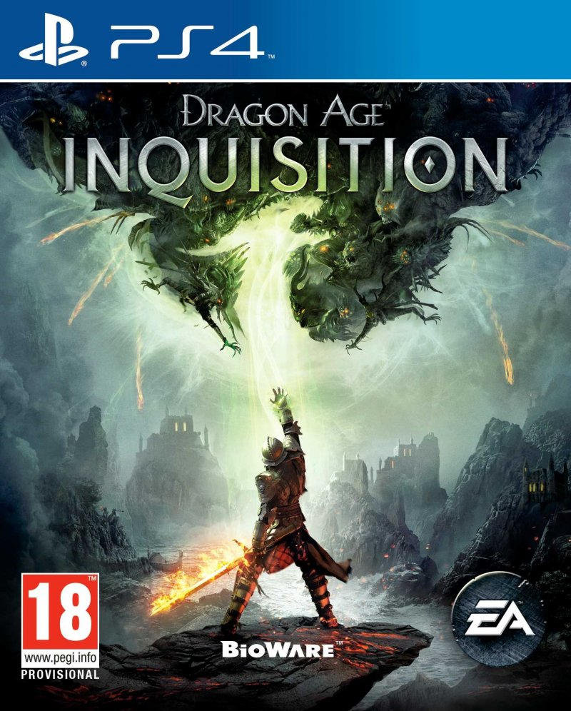 Image of   Dragon Age Iii (3): Inquisition - PS4
