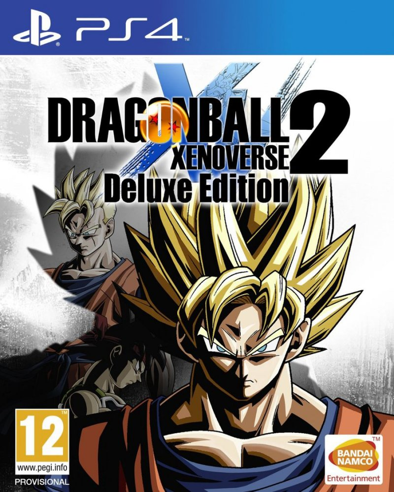 Dragon Ball: Xenoverse 2 - Deluxe Edition - PS4