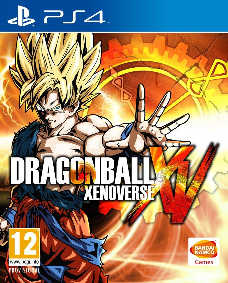 Image of   Dragon Ball: Xenoverse - PS4