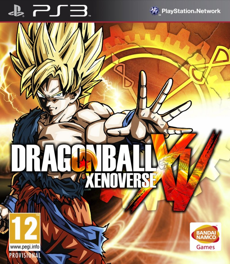 Image of   Dragon Ball: Xenoverse - PS3