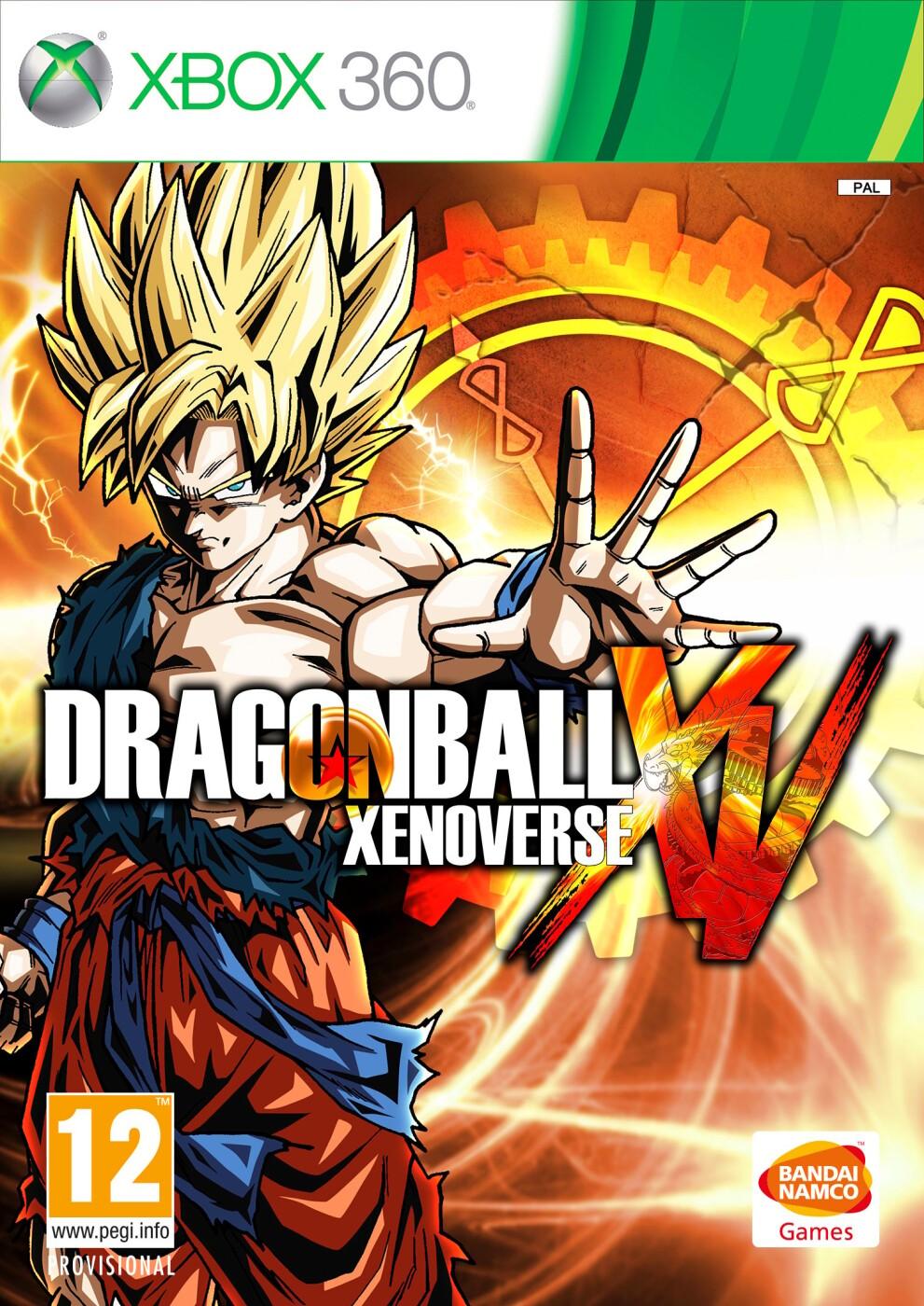 Image of   Dragon Ball: Xenoverse - Xbox 360
