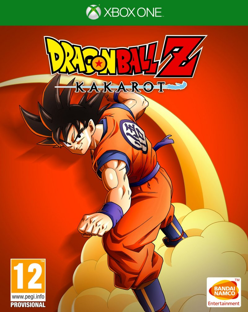 Image of   Dragon Ball Z: Kakarot - Xbox One