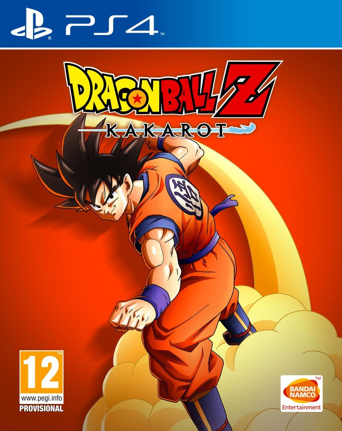 Image of   Dragon Ball Z: Kakarot - PS4