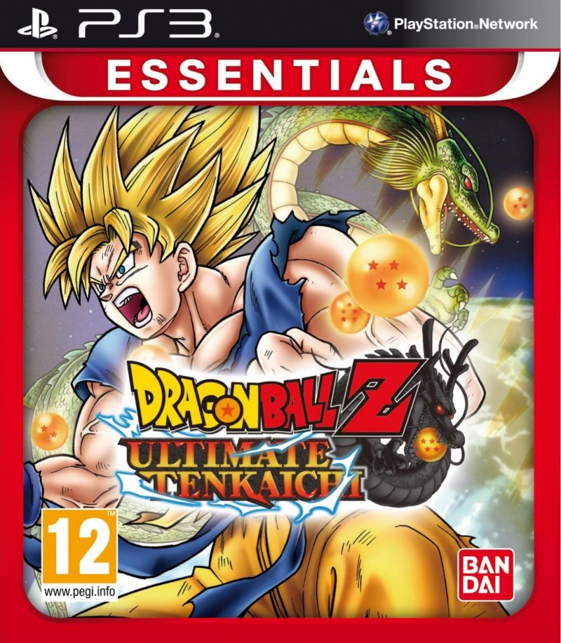 Dragon Ball Z: Ultimate Tenkaichi (import) - PS3