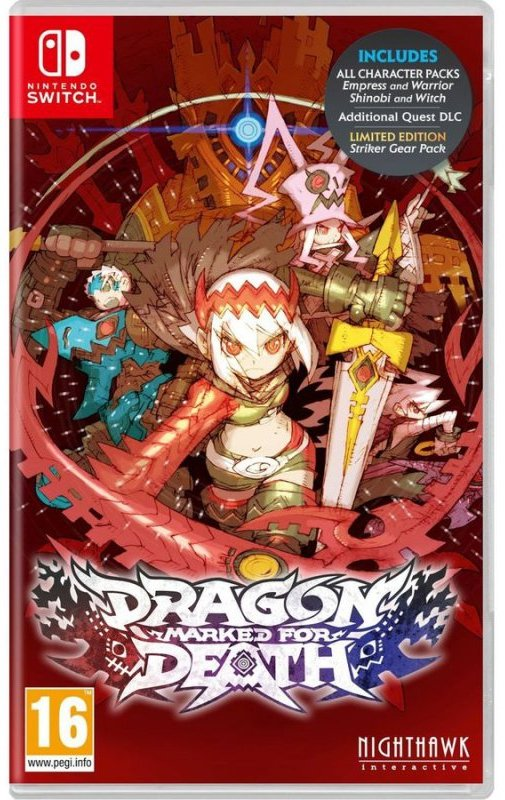 Image of   Dragon: Marked For Death - Nintendo Switch