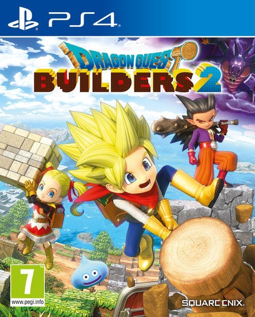 Image of   Dragon Quest Builders 2 - PS4