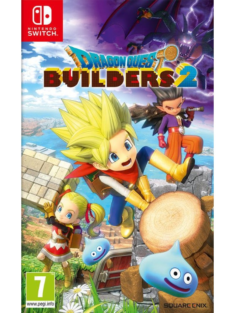 Image of   Dragon Quest Builders 2 - Nintendo Switch