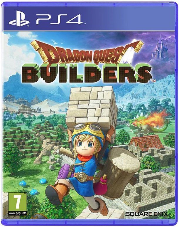 Image of   Dragon Quest Builders - PS4