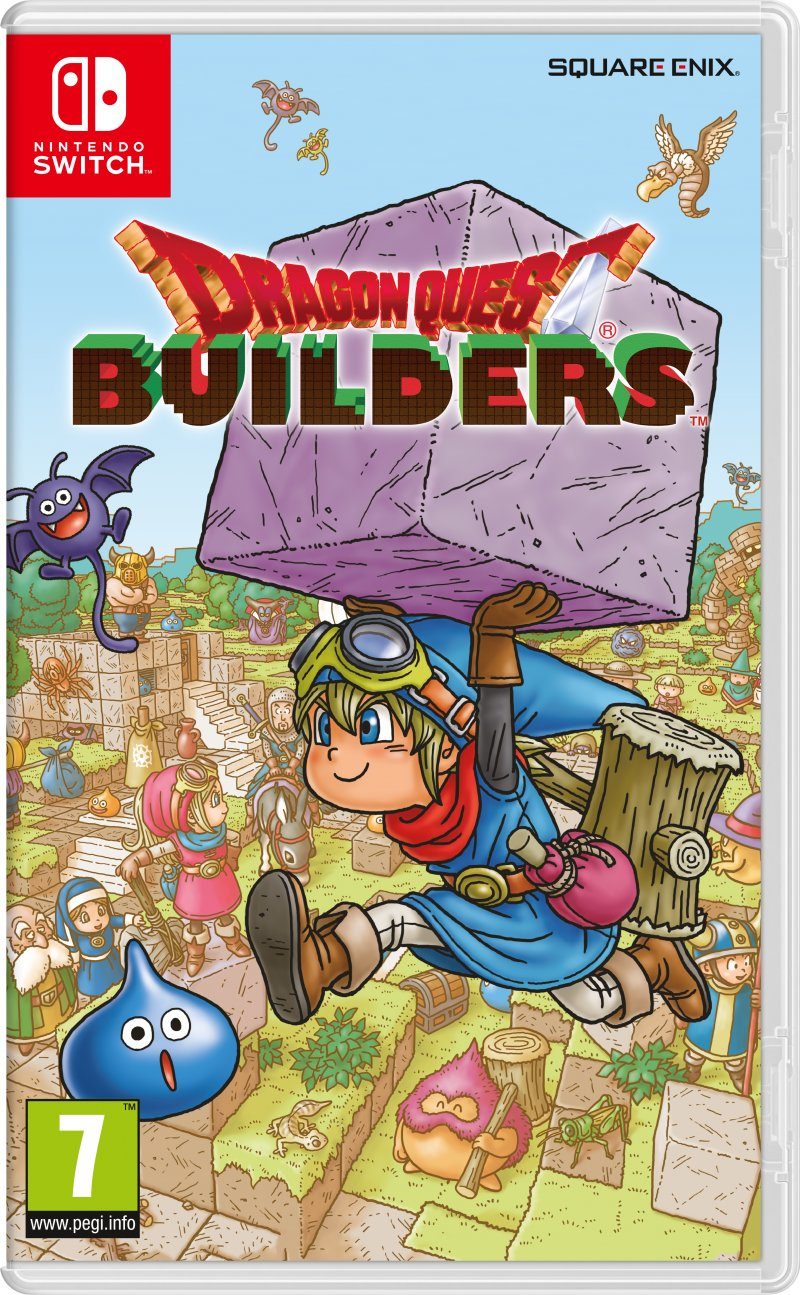 Image of   Dragon Quest Builders - Nintendo Switch