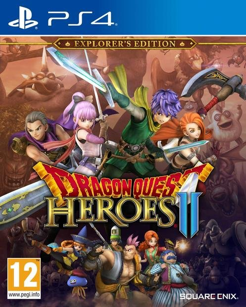 Image of   Dragon Quest Heroes 2 - Explorers Edition - PS4