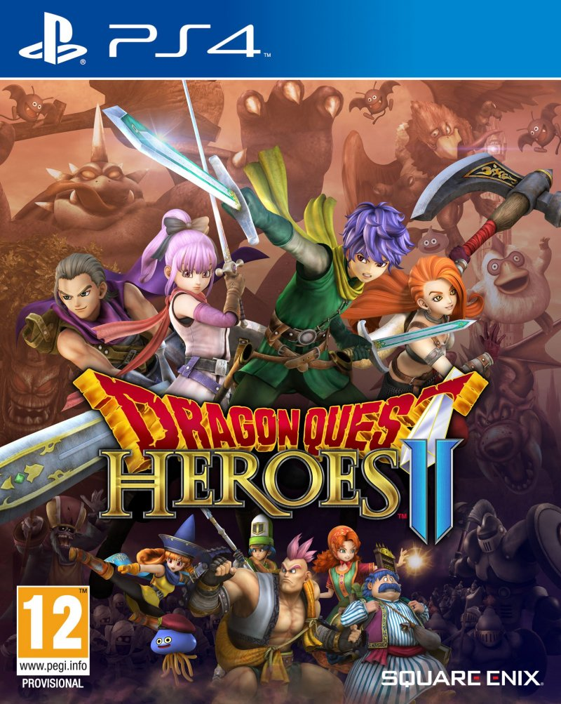 Image of   Dragon Quest Heroes 2 - PS4