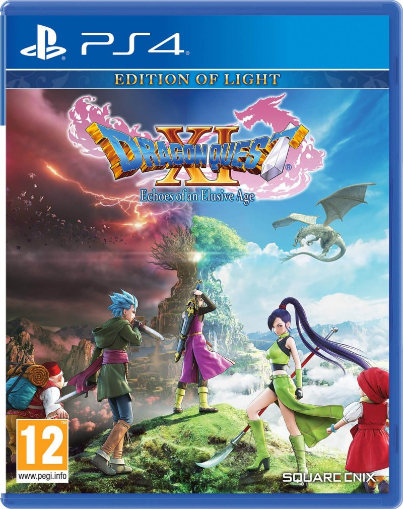 Image of   Dragon Quest Xi: Echoes Of An Elusive Age - PS4