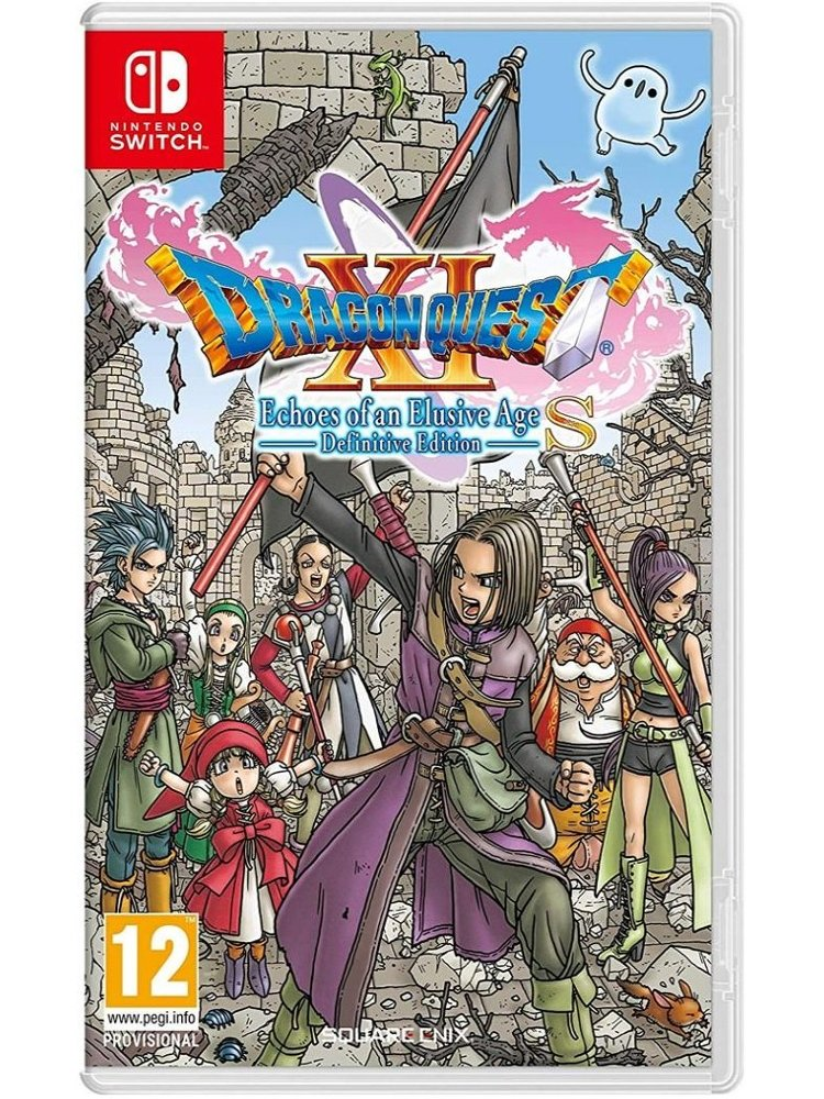 Image of   Dragon Quest Xi S: Echoes Of An Elusive Age - Definitive Edition - Nintendo Switch