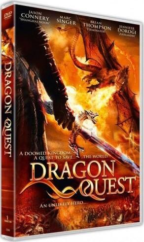 Dragon Quest - 2009 - DVD - Film