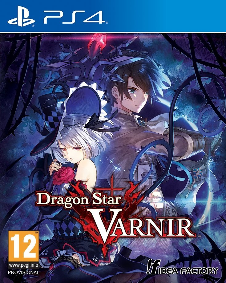 Image of   Dragon Star Varnir - PS4
