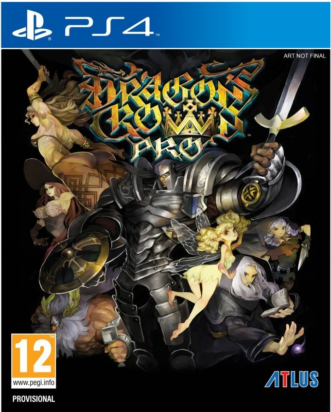 Image of   Dragons Crown Pro (battle Hardened Edition) - PS4