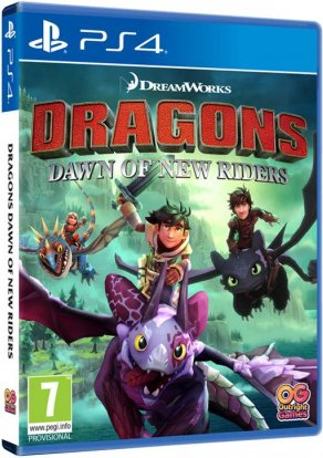 Image of   Dragons Dawn Of New Riders - PS4