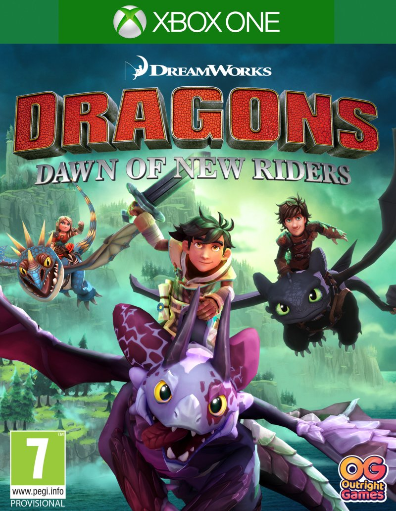 Image of   Dragons Dawn Of New Riders - Xbox One