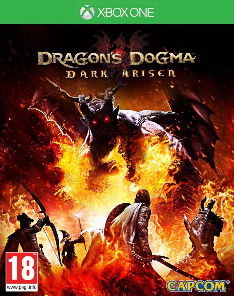 Image of   Dragons Dogma: Dark Arisen Remaster - Xbox One