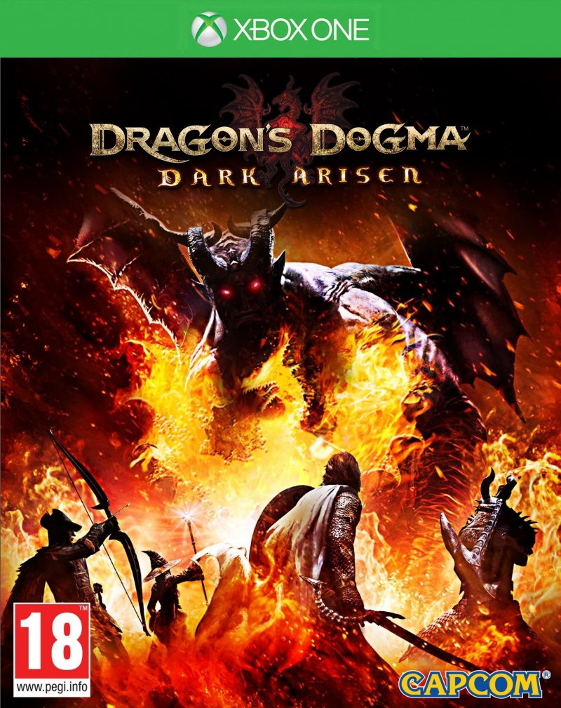 Image of   Dragon's Dogma: Dark Arisen Remaster - Xbox One