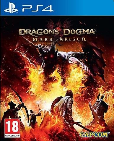 Image of   Dragons Dogma: Dark Arisen Remaster - PS4
