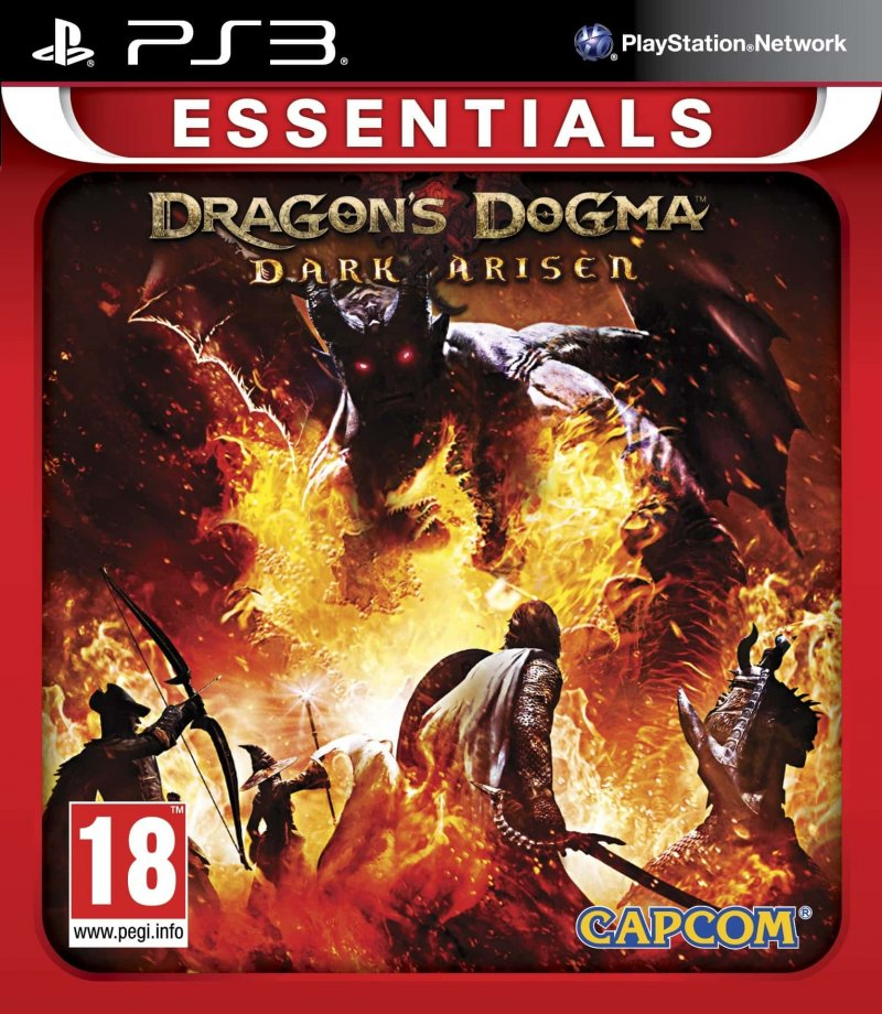 Image of   Dragons Dogma: Dark Arisen - PS3
