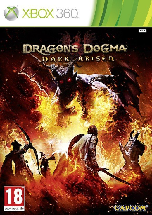 Image of   Dragons Dogma: Dark Arisen - Xbox 360