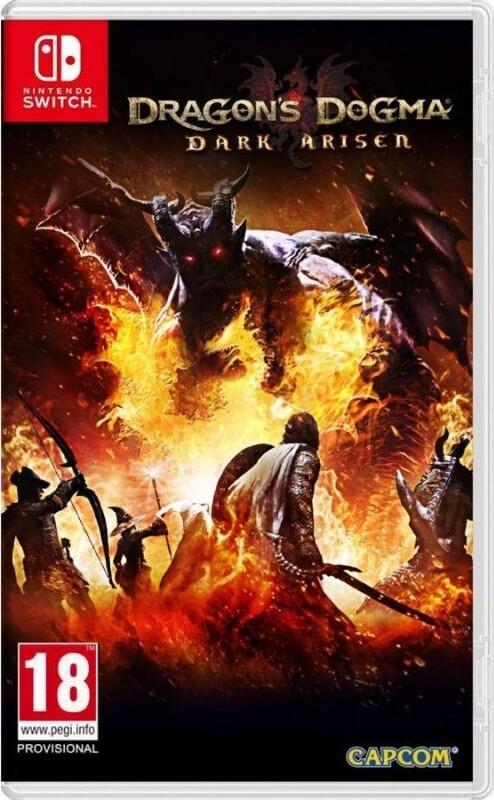 Image of   Dragons Dogma: Dark Arisen - Nintendo Switch