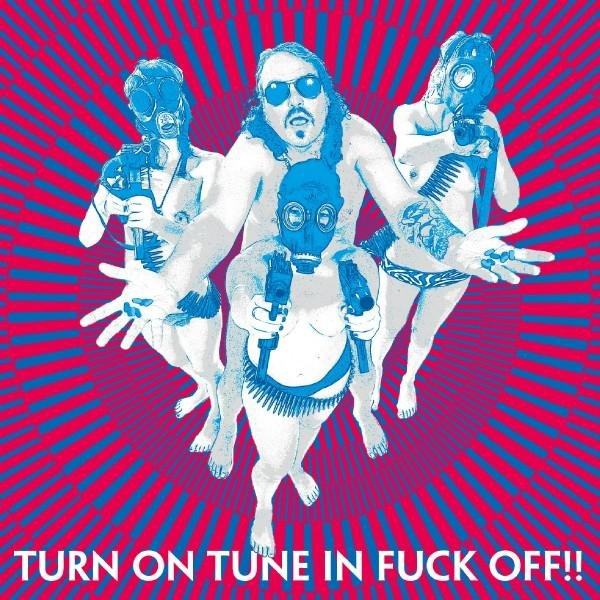 Image of   Dragontears - Turn On Tune In Fuck Off!! - CD