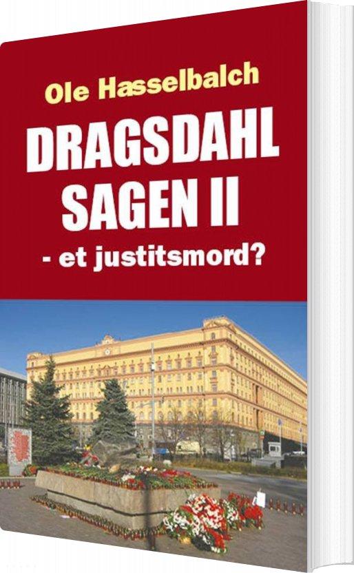 Image of   Dragsdahl Sagen Ii - Ole Hasselbalch - Bog