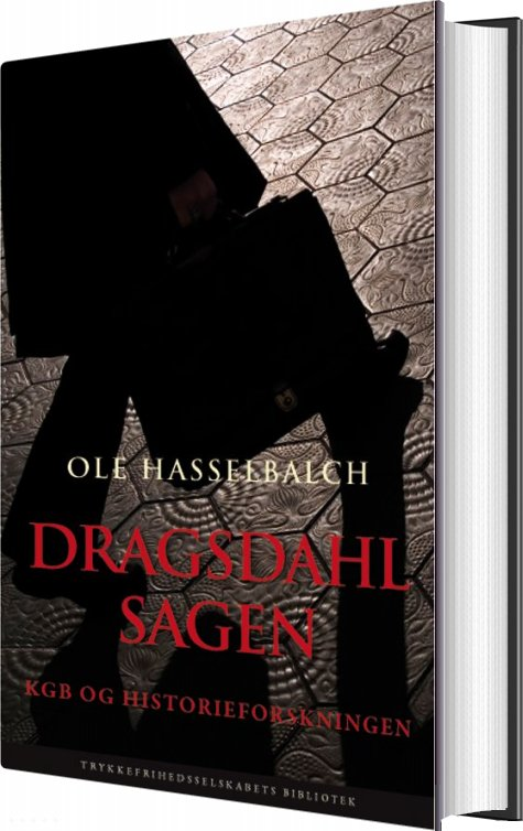 Image of   Dragsdahl-sagen - Ole Hasselbalch - Bog