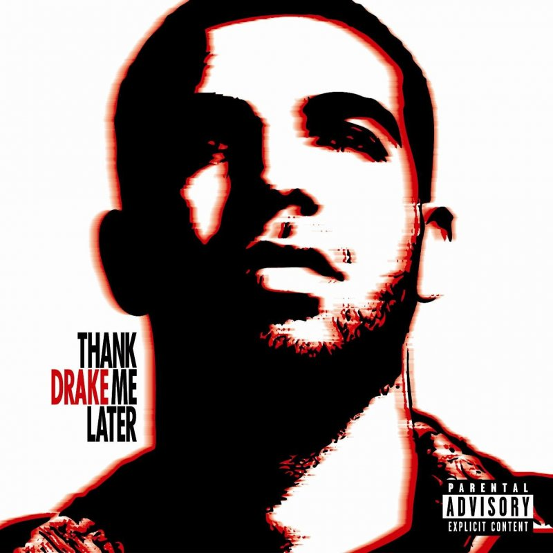 Image of   Drake - Thank Me Later - CD