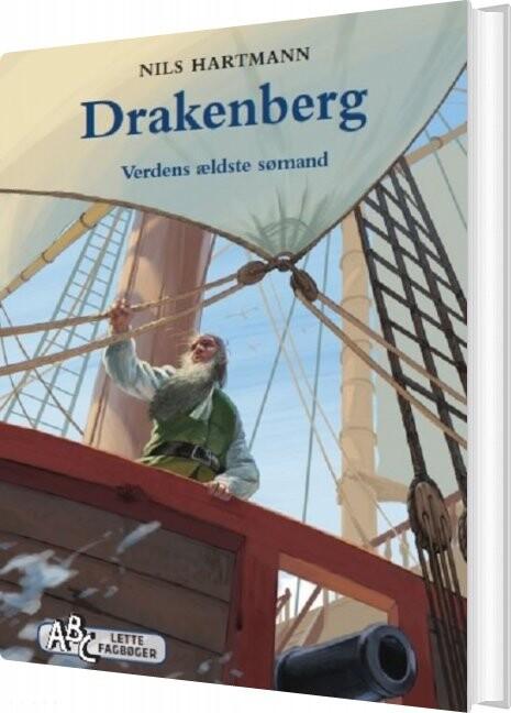 Drakenberg - Nils Hartmann - Bog