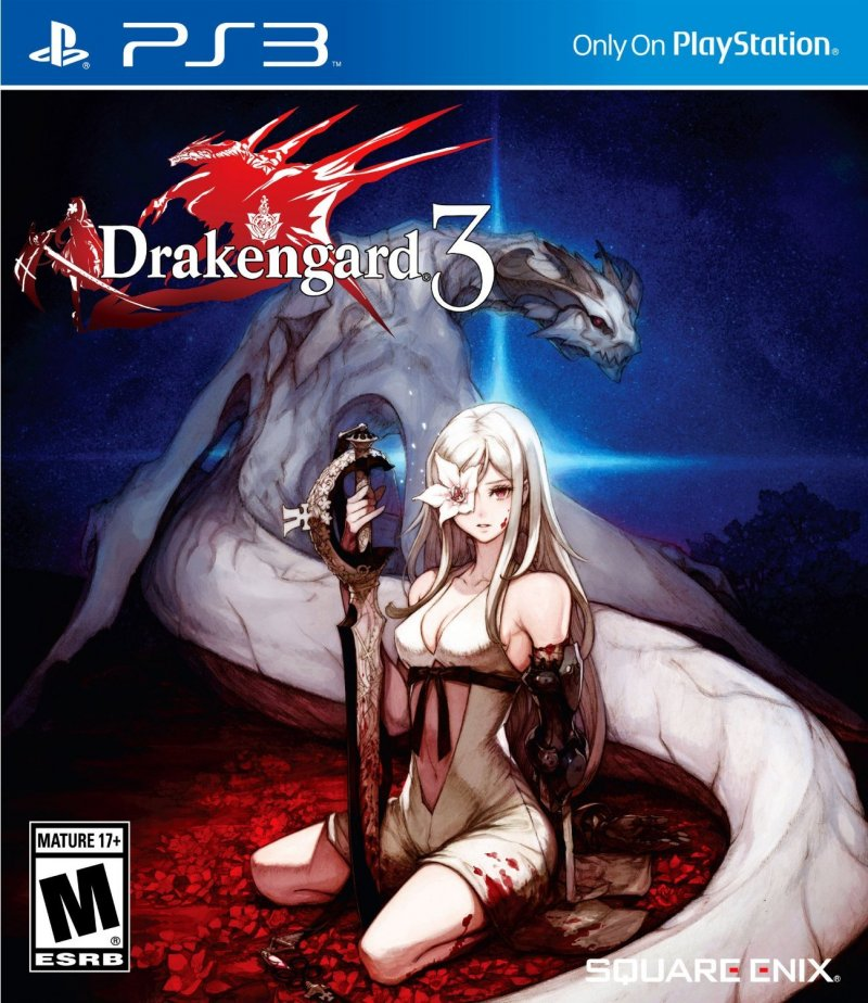 Image of   Drakengard 3 (us Import) - PS3