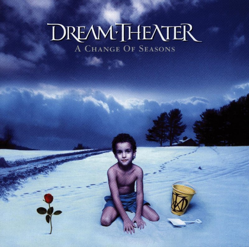 Image of   Dream Theater - A Change Of Seasons - CD