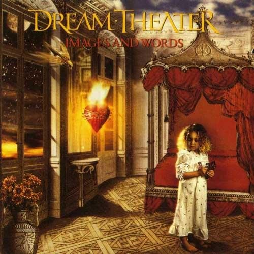 Image of   Dream Theater - Images And Words - CD