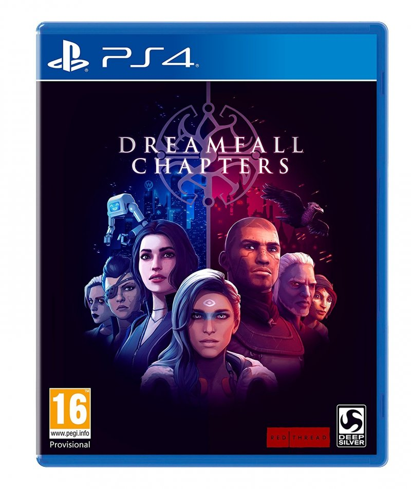 Image of   Dreamfall Chapters - PS4