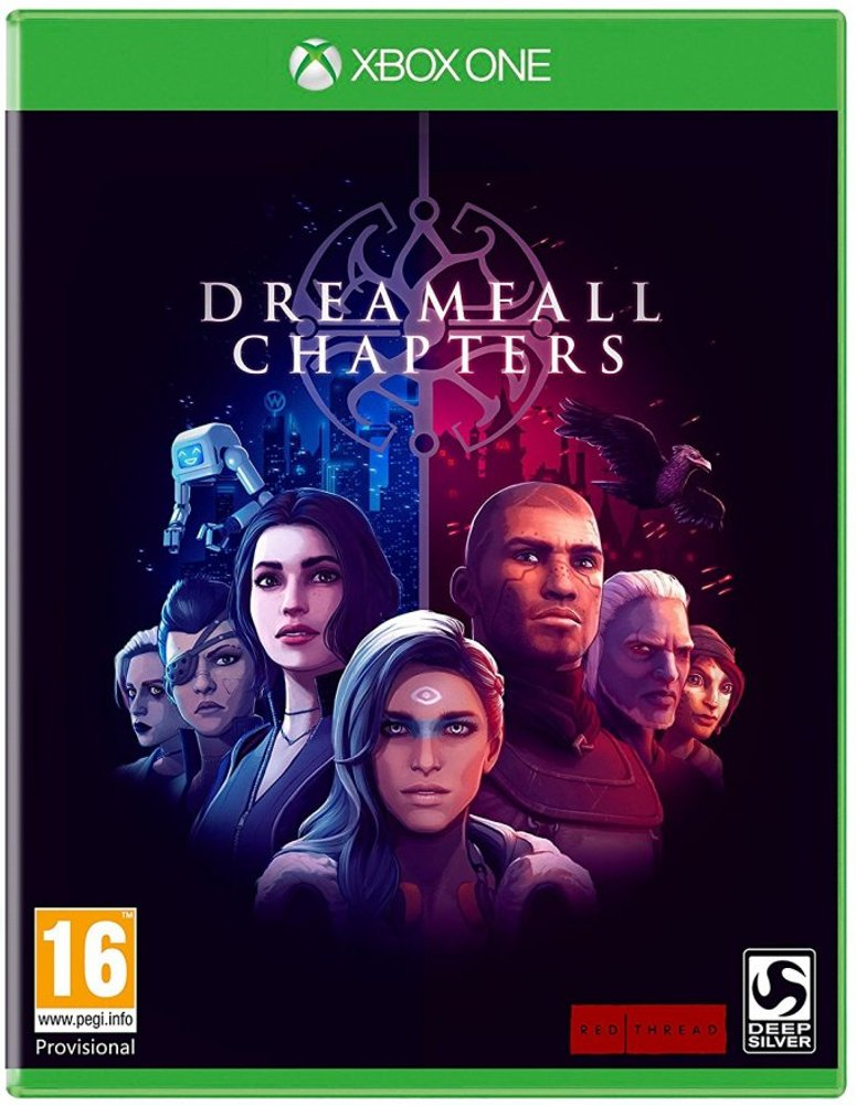 Image of   Dreamfall Chapters - Xbox One