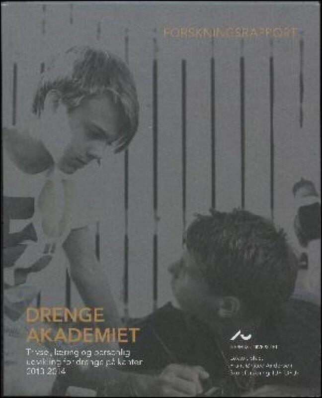 Image of   Drengeakademiet - Aarhus Universitet Frans ørsted Andersen - Bog