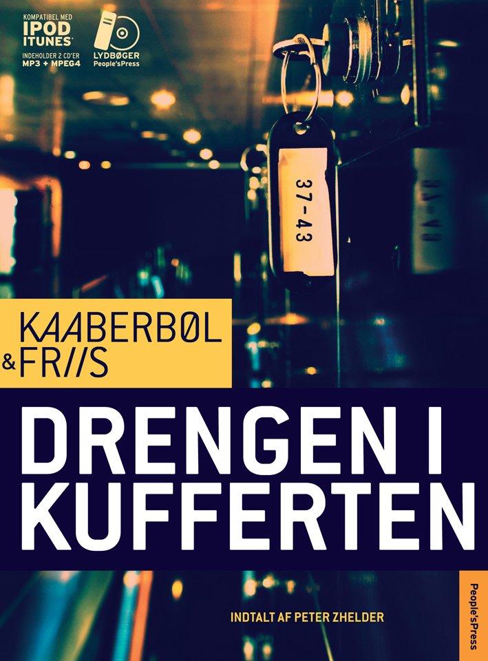Image of   Drengen I Kufferten - Mp3 - Peter Zhelder - Cd Lydbog