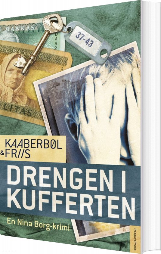 Drengen I Kufferten Ny - Agnete Friis - Bog