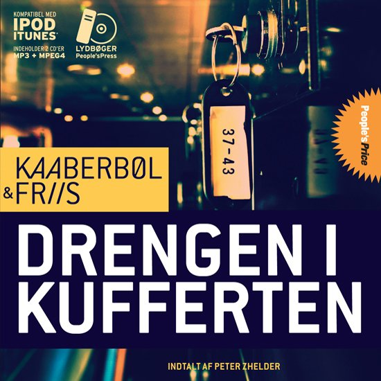 Image of   Drengen I Kufferten - Kaaberbøl - Cd Lydbog