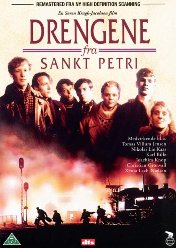 Billede af Drengene Fra Sankt Petri - DVD - Film